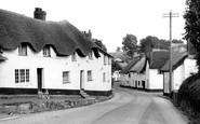 Newton St Cyres, c1955