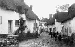 The Village 1904, Newton St Cyres