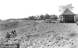 Newton, The Beach c.1950