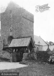 Newton, The Church c.1935