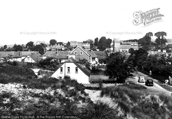Newton, the Village c1950