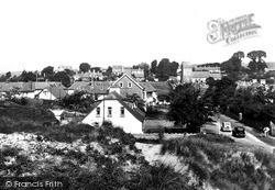 Newton, The Village c.1950