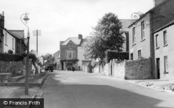 Newton, The Village c.1950