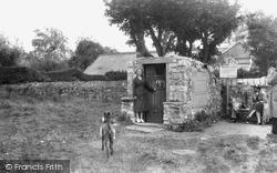 Newton, The Well 1938