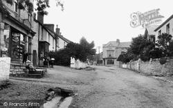 Newton, Village 1910