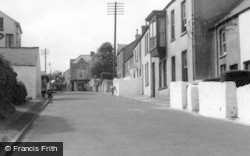 Newton, Village Street c.1950