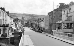 Newtown, Broad Street c.1959