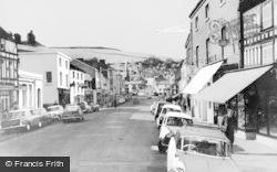 Newtown, Broad Street c.1965