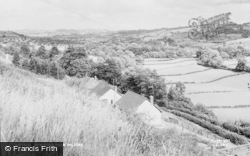 Newtown, From Milford c.1960