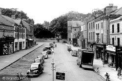 Newtown, High Street c.1950