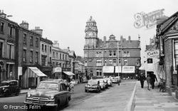 Newtown, High Street c.1955