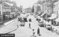 Newtown, High Street c.1960
