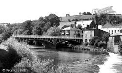 Newtown, Long Bridge 1959