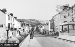 Newtown, Long Bridge And Broad Street c.1965