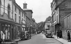 Newtown, Market Street c.1950