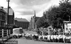 Newtown, New Road c.1950