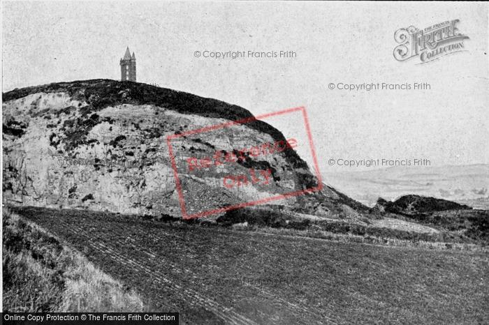 Photo of Newtownards, Scrabo Hill c.1900