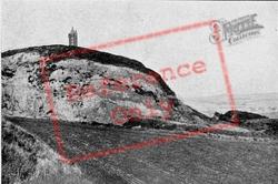 Newtownards, Scrabo Hill c.1900