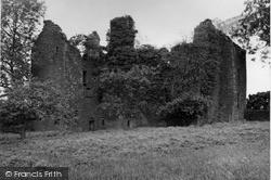 Newtyle, Hatton Castle 1957