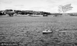 Neyland, From Llanstadwell c.1960