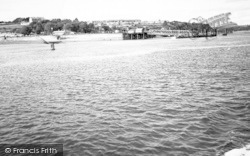 Neyland, From The Ferry Boat c.1955