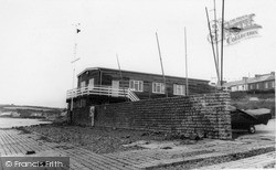 Neyland, Neyland Yacht Club c.1965