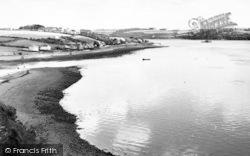 Neyland, The Promenade c.1955