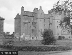 Nisbet House 1953, Nisbet