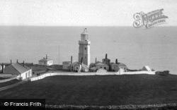 St Catherine's Lighthouse 1896, Niton