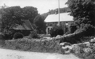 Niton, the Buddle Inn c1900