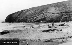 Nolton Haven, The Beach c.1960
