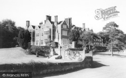 Nonington, College c.1955
