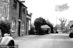 Nonington, Village c.1955