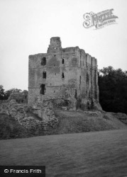 Castle 1952, Norham