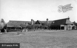 Cuddington Golf House c.1960, Nork