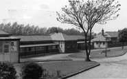 Nork, Cuddington Hospital c1955