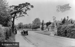 Fir Tree Road c.1955, Nork