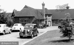Golf Club c.1955, Nork
