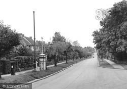 Nork Way c.1955, Nork