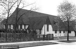 St Paul's Church c.1955, Nork