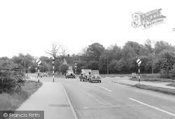 The Cross Roads c.1955, Nork