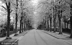 The Drive c.1955, Nork