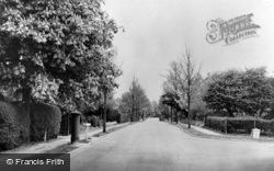 Tumblewood Road c.1955, Nork