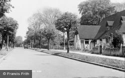 Warren Road c.1955, Nork