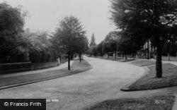 Warren Road c.1960, Nork