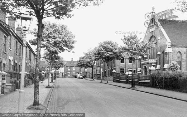 Normacot, Chaplin Road c1955