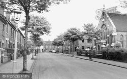 Normacot, Chaplin Road c.1955