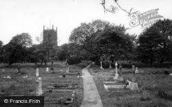 Normanton, All Saints Church c.1965