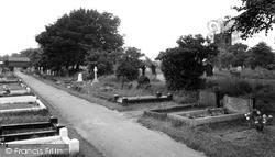 Normanton, Church Walk c.1965