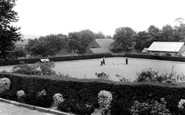 Normanton, Haw Hill Park, Bowling Green c1965